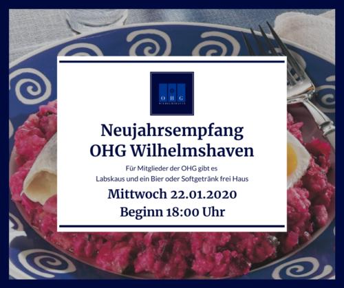 FB von OHG Neujahrsempfang 2020